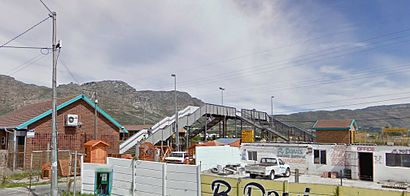 How to get to Steenberg Trail with public transport- About the place