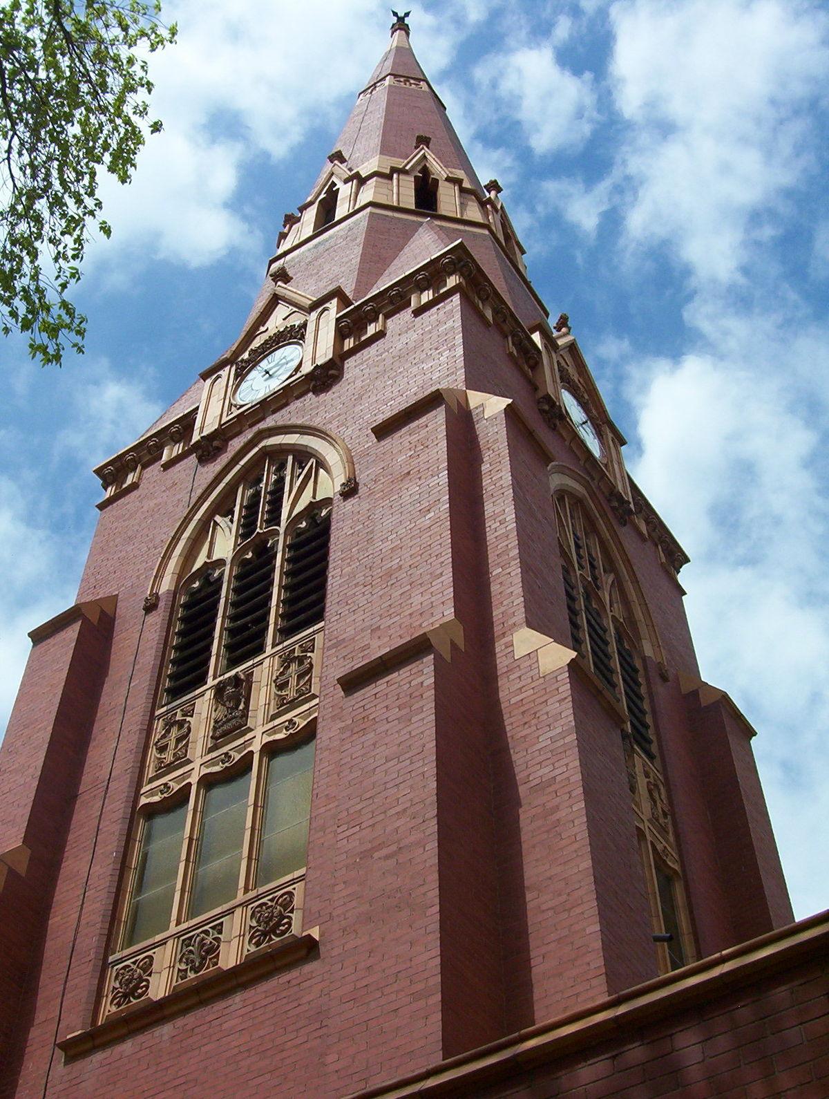 Cathedral Of St John The Evangelist Saskatoon Wikipedia