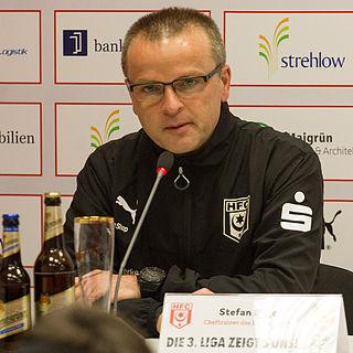 Stefan Böger German footballer
