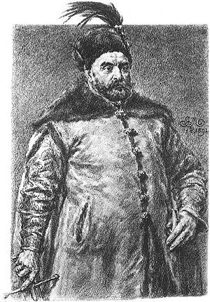 Stephen Báthory - Báthory, by Jan Matejko