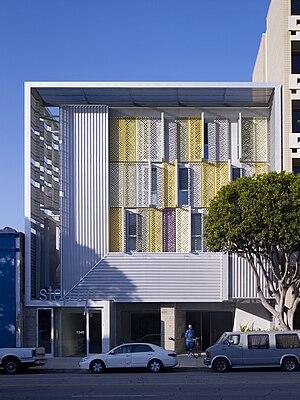 Brooks + Scarpa - Step Up Mentally Disabled Housing, Santa Monica, CA