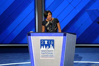 Stephanie Rawlings-Blake - Rawlings-Blake at the 2016 Democratic National Convention.
