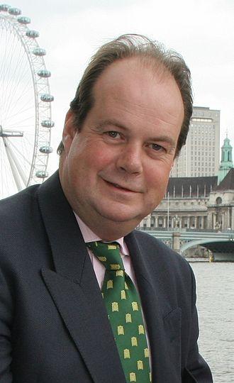 King Edward VI School, Southampton - Conservative MP Stephen Hammond