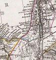 Stieler, Adolf. Das Mittellandische Meer Und Nord-Afrika. 1875 BD.jpg