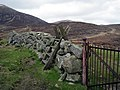 Stile and gate on the Mourne Wall - geograph.org.uk - 1206307.jpg