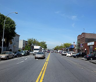 Stillwell Avenue - At Neptune Avenue