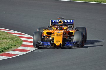 Stoffel Vandoorne-Test Days 2018 Circuit Barcelona (4)