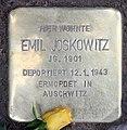 Stolperstein Bleibtreustr 17 (Charl) Emil Joskowitz.jpg