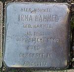 Stolperstein Irma Hammel Offenburg.jpg