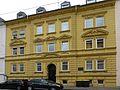 Stolperstein Salzburg, Wohnhaus Auerspergstraße 48.jpg