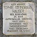Stolperstein für Sophie Steingraber Hauser 2.jpg
