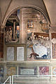 Storie di s. benedetto, 31 sodoma - Come Benedetto ottiene farina in abbondanza e ne ristora i monaci 01.JPG