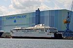 Stralsund, Volkswerft, Fährschiff Berlin (2013-07-30) 3, by Klugschnacker in Wikipedia.JPG