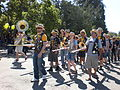 Straw Hat Band at Cal Day 2009 4.JPG