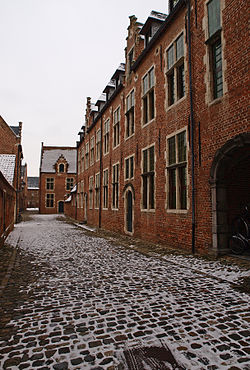 Rue du Grand Béguinage de Louvain