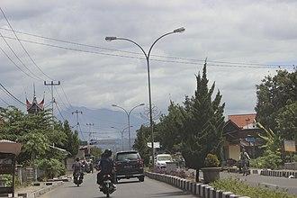 Payakumbuh - Streets of Payakumbuh
