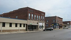 Newton Street in downtown Goodland