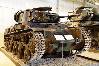 Landsverk L-60 - Stridsvagn m40K