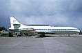 Sud Aviation Caravelle (TP 85) Swedish Air Force 1973 003.jpg