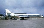 Sud Aviation Caravelle (TP 85) Swedish Air Force 1973 003.jpg