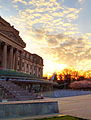 Sunset at the Brooklyn Museum.jpg