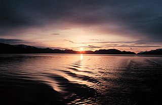 Sunset in Hoonah Sound area - NOAA.jpg