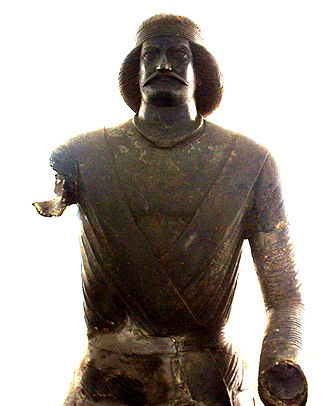 Iranian peoples - Bronze Statue of a Parthian nobleman, National Museum of Iran
