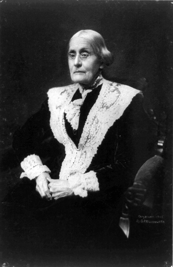 Membership – Dianic Tradition – Susan B  Anthony Coven