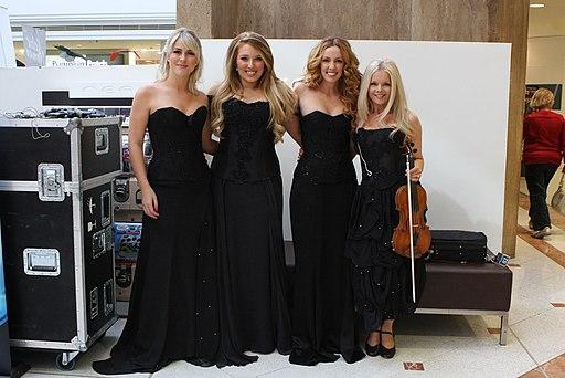 Celtic Woman Steckbrief   Susan McFadden, Chloe Agnew, Lisa Lambe, Mairead Nesbitt (7806016830)