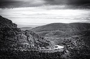 Swartberg - Swartberg pass