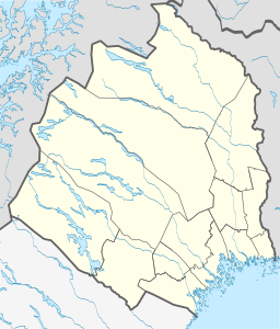 Sweden Norrbotten location map.svg