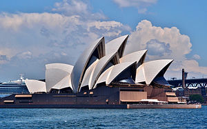 Sydney Opera House from the east.jpg