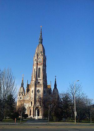 Kőbánya - Szent László-templom, Kőbánya