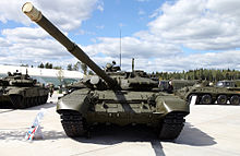 41421264b834 The limited upgraded variant known as the T-72BA1. The vehicle features new  digital components in the fire control system but lacks any sophisticated  night ...