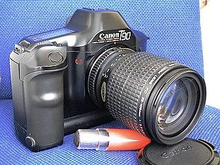 Canon T90 35mm single-lens reflex camera model