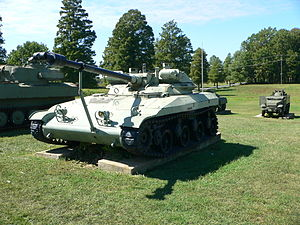 T92 Light Tank 2