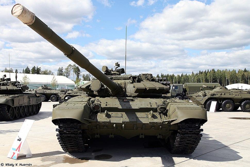 T-72 - Howling Pixel