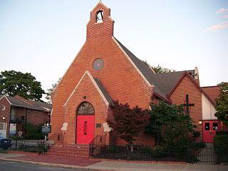 Trinity Episcopal Church (Independence, Missouri) United States historic place