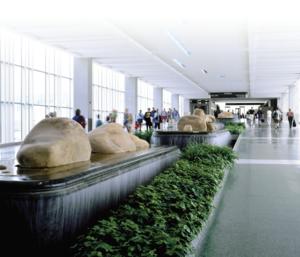 McGhee Tyson Airport - Image: TYS Terminal