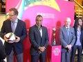 File:Taça da Copa do Mundo de Futebol Feminino chega ao Brasil.webm