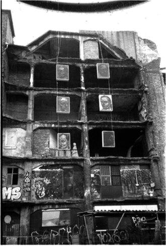 Kunsthaus Tacheles - Tacheles 1997