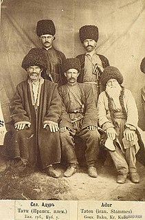 Tat people (Caucasus)