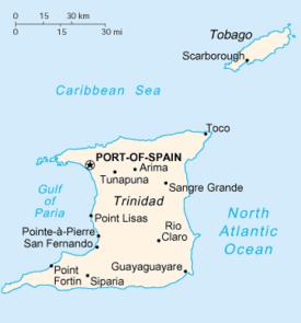 Trinidad y tobago wikipedia la enciclopedia libre for Capital region craft fairs
