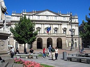 Italy, Milano / Mailand, Teatro alla Scala