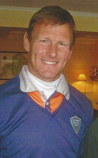 Teddy Sheringham - Sheringham in 2012