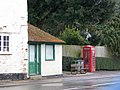 Telephone box, Milborne Port - geograph.org.uk - 1155848.jpg