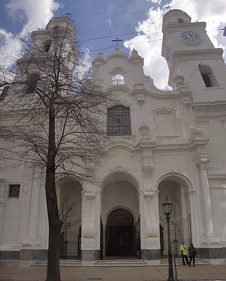 St. Ignatius Church (Buenos Aires) - Image: Templo de San Ignacio Buenos Aires