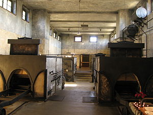 Theresienstadt concentration camp - Crematorium