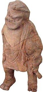 terre cuite représentant Bacchus, Suse, Parthe.