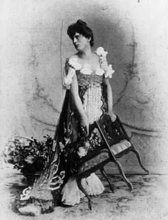 Transvestism - Image: Teschenberg Hermann von (1866 1911)